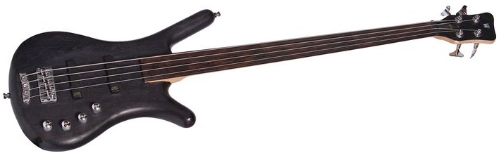 Warwick Corvette Rockbass 4-string Fretless Bass Guitar